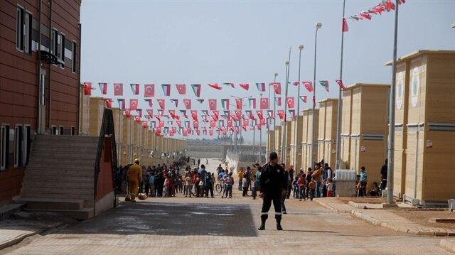 بدعم كويتي قرية خاصة للاجئين السوريين في كيليس التركية