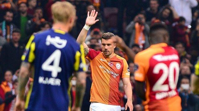 Podolski'den <br>olay sözler