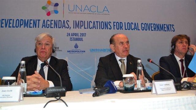 رئيس بلدية إسطنبول: حان الوقت لإظهار السلطات المحلية دورها الهام في مجال التنمية