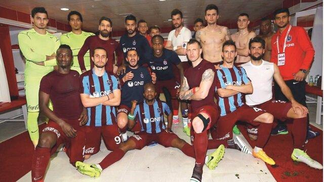 Trabzonspor'dan büyük çıkış
