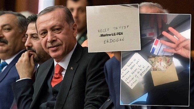 أصوات لأردوغان في الانتخابات الفرنسية