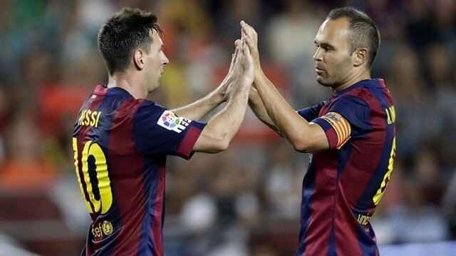 Barcelona<br>müjdeyi verdi
