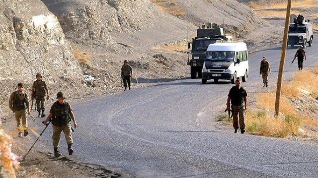 Şırnak, Kars ve Bitlis'ten acı haber: 5 şehit