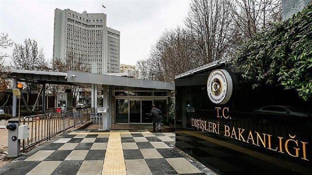 أنقرة تدين قرار الجمعية البرلمانية لمجلس أوروبا مراقبة تركيا