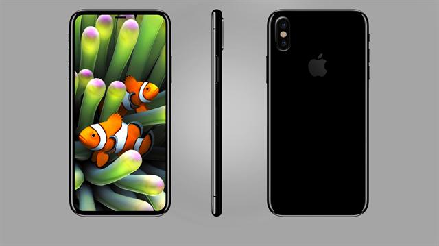 iPhone 8 ilk kez elde görüntülendi