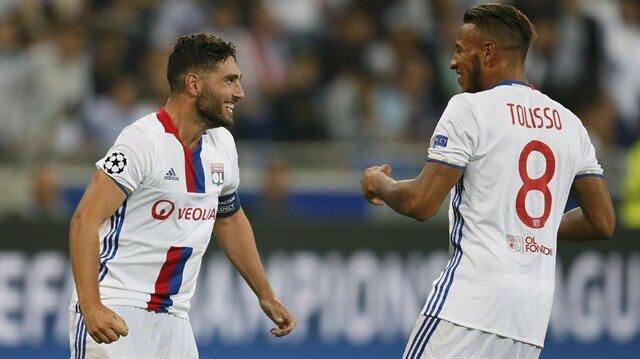 Olympique Lyon'un<br>yıldızıyla ilgileniyor