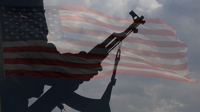 PKK'nın silahları ABD'den gidiyor