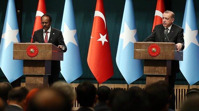 Erdoğan: Ramazan'da Somali'ye yardım göndereceğiz