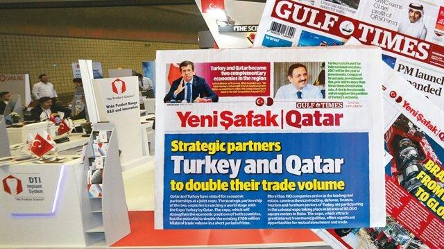 Türkiye'yi Yeni Şafak'tan okudular