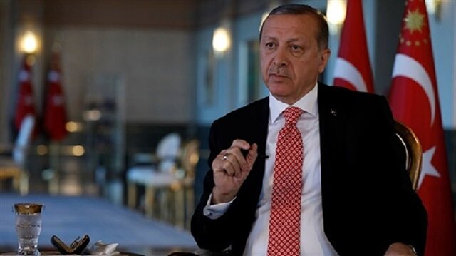 أردوغان لـ رويترز