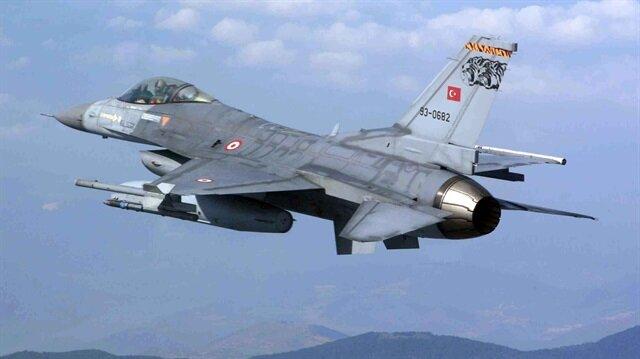 Zap'a hava harekatı: 6 terörist öldürüldü