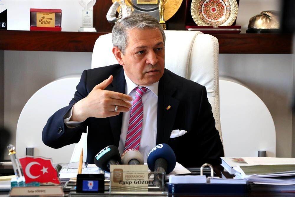 Federasyon Başkanı Eyüp Gözgeç konuya ilişkin önemli açıklamalar yaptı.