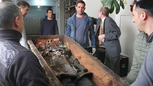 تركيا.. العثور على جثة ضابط روسي تعود إلى القرن التاسع عشر شمال شرقي البلاد