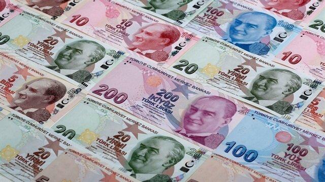 Turkish lira hits 8-week high against US dollar