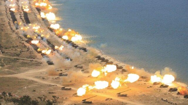 ABD'den  Kore'ye füze  kalkanı