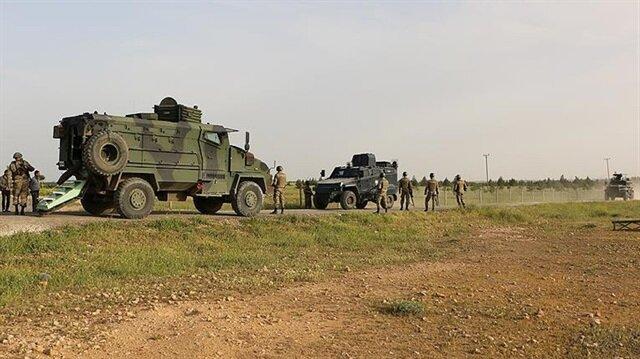 TSK: Suriye tarafında 11 terörist öldürüldü
