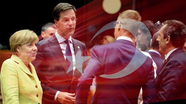 AB Zirvesi'nde gündem Brexit ve Türkiye
