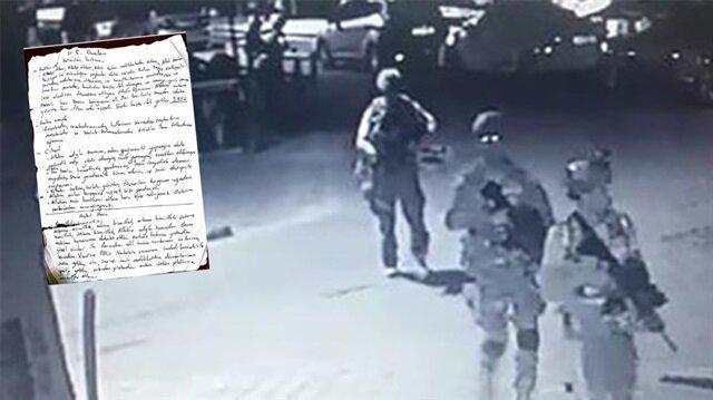 Suikastçi yüzbaşıya üstünde çıkan dua kağıdı soruldu