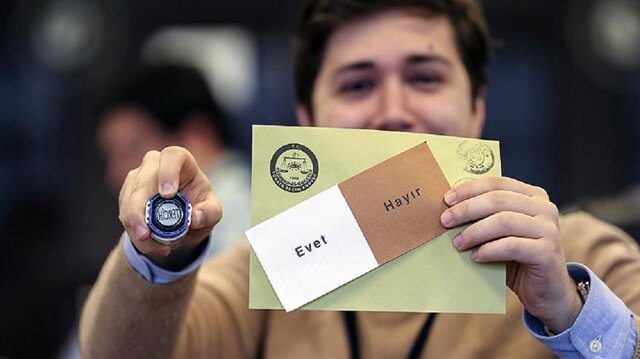 Turkey: Official referendum results announced