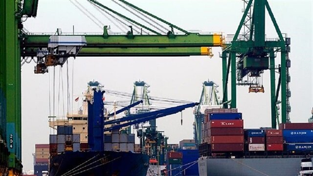 Turkey's foreign trade deficit narrows in March