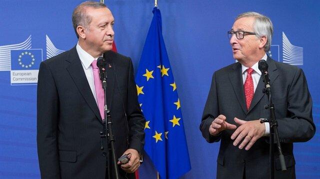 AB liderleri 'Erdoğan' ile görüşme arayışında