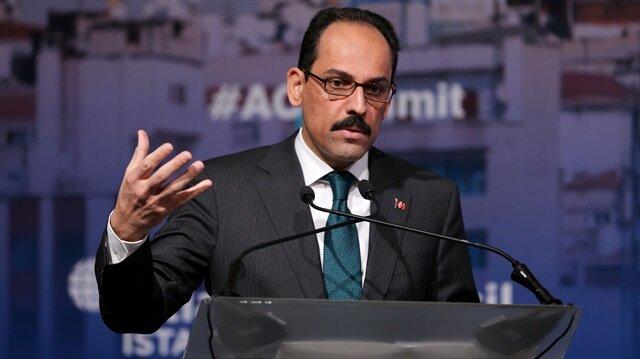 قالن: استفتاء التعديلات الدستورية انتصار للديمقراطية بتركيا
