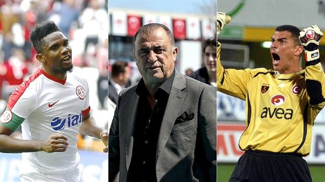 Eski Galatasaraylılar <br>dünya karmasına karşı