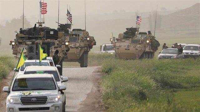 ABD Türkiye sınırına zırhlı araç konuşlandırdı!