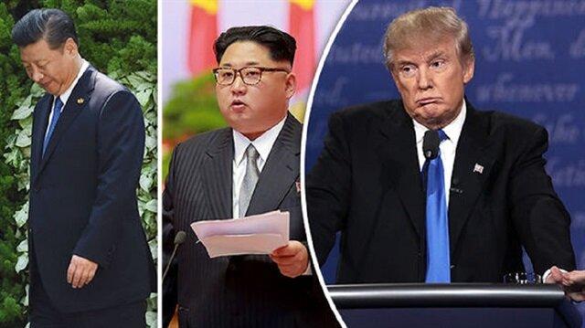 ترامب: التجربة الصاروخية الجديدة دليل على ازدراء كوريا الشمالية للصين