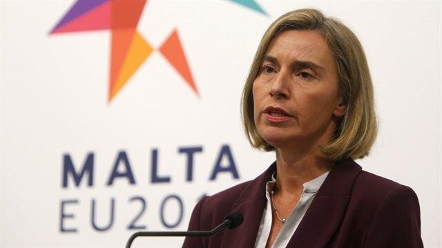 Mogherini: Referandum sonuçlarına saygılıyız