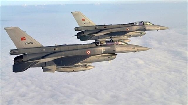 April 25 airstrikes killed 89 PKK terrorists: Military