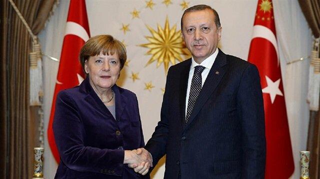 ميركل ترحب باللقاء المرتقب بين أردوغان وتاسك الشهر المقبل