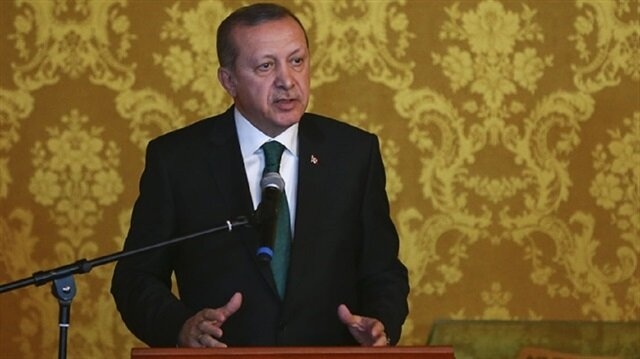 أردوغان: ليعلم الإرهابيون أن الجيش التركي لهم بالمرصاد