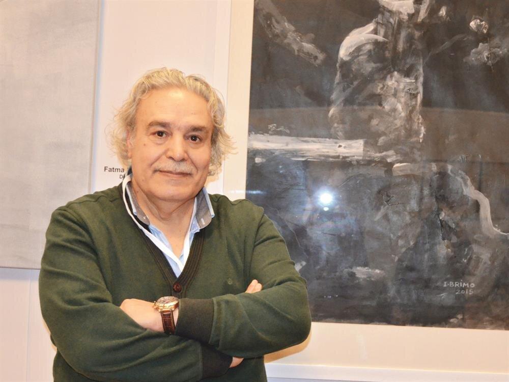 Sergide vatanından göç etmiş sanatçıların da bulunduğunu belirten küratör Alahmad, sanatçıların Kudüs'ü sosyolojik yönleriyle de ele aldıklarını söyledi.