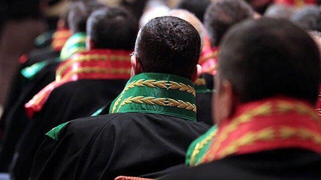 HSK, bin 45 hakim ve savcının görev yerini değiştirdi