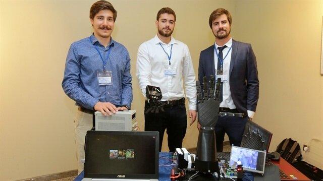 Geliştirilen robot, yüksek düzeyde UV ışınlarının, radyoaktif malzemelerin veya toksik gazların bulunduğu, insan sağlığını tehdit eden ortamlarda paketleme, montaj ve makineye ham madde yükleme boşaltma gibi işlerde kullanılması planlanıyor.