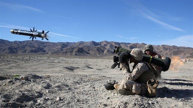 ABD'nin PKK/PYD'ye vereceği silahlar