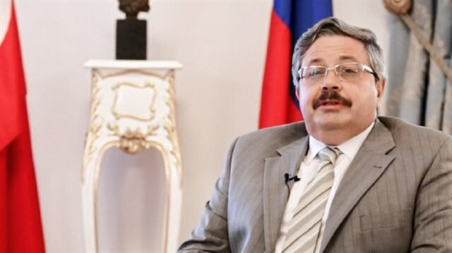 Rusya'nın yeni Ankara Büyükelçisi Aleksey Yerehov oldu.