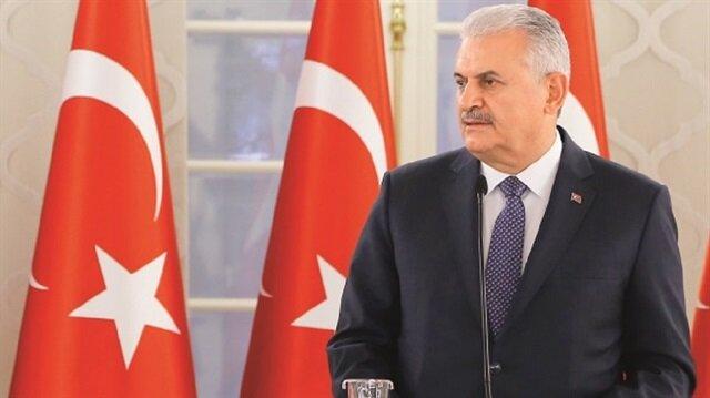 Başbakan Yıldırım'dan Vakıfbank Kadın Voleybol Takımı'na tebrik telgrafı