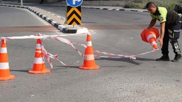 Ankara'da pazar günü kapatılacak yollar açıklandı