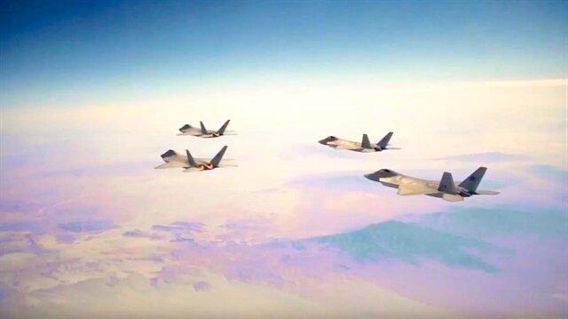 TF-X milli muharip uçağı