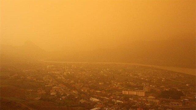 Meteoroloji'den Güneydoğu Anadolu bölgesine toz aşımı uyarısı