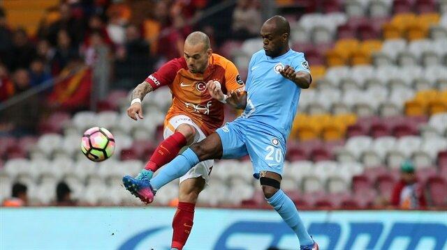 Galatasaray Osmanlıspor özet izle