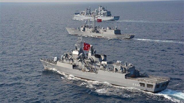 Türkiye her yıl Ege ve Akdeniz'de Deniz Kurdu Tatbikatı'nı yapıyor.