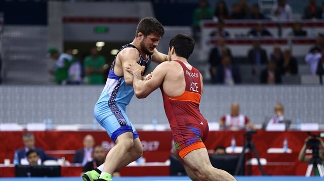 المصارعة الرومانية: تركيا تحصد 4 ميداليات في