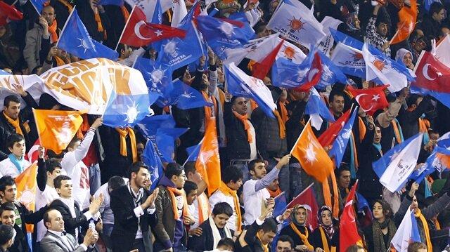 AK Parti hafta sonunda da 3. Olağanüstü Büyük Kongresi'ni yapacak.