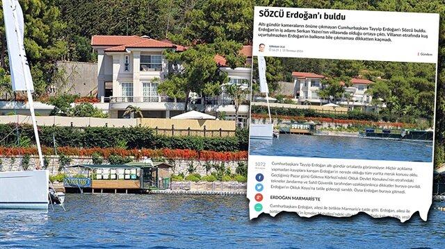 Sözcü Gazetesi'nin 15 Temmuz darbe girişimi günü yayınladığı 'Sözcü Erdoğan'ı buldu' haberi hakkında Ağustos ayında soruşturma başlatılmıştı.