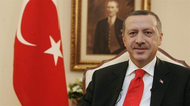 Cumhurbaşkanı Recep Tayyip Erdoğan, madalya alan sporcuları kutladı.