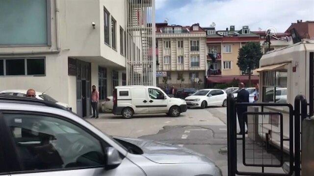 Polis ekipleri Sözcü gazetesine giriş yaptı