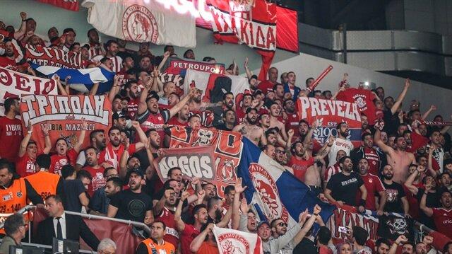 Olympiakos <br>'rezil' oldu